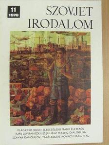 Ablonczy László - Szovjet Irodalom 1976/11. [antikvár]