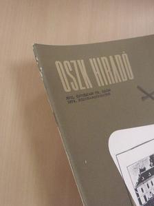 Kovács Ilona - OSZK Hiradó 1974. július-augusztus [antikvár]