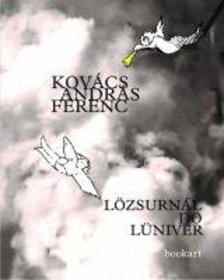 KOVÁCS ANDRÁS FERENC - Lözsurnál dö Lüniver - ÜKH 2017