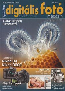 Bánkuti András - Digitális fotó 2012. április [antikvár]