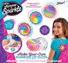 Shimmer'n Sparkle Szivárványos szájfény szett