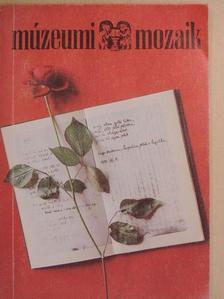 Bagyinszky Istvánné - Múzeumi Mozaik 1985. [antikvár]