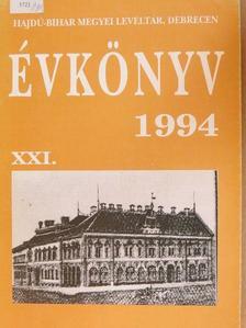 Ármós Endre - Hajdú-Bihar Megyei Levéltár Évkönyve XXI. [antikvár]
