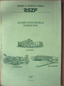 Andrési Attila - Számítástechnikai ismeretek [antikvár]