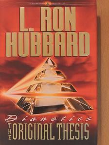 L. Ron Hubbard - Dianetics [antikvár]