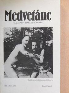 Bacsó Béla - Medvetánc 1985/4 - 1986/1. [antikvár]