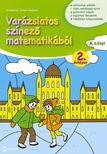 SCH|DTNÉ SIMON ANDREA - Varázslatos színező matematikából 2. évfolyam A kötet