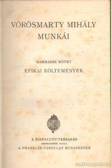 Vörösmarty Mihály - Vörösmarty Mihály III. [antikvár]