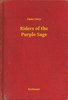 Zane Grey - Riders of the Purple Sage [eKönyv: epub, mobi]