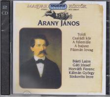 Arany János - MAGYAR KÖLTŐK ARANY JÁNOS 2CD ELŐADÓK: BÁSTI, GÁTI J., KÁLMÁN GY., SINKOVITS I.