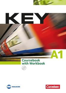 Jon Wright - KEY A1 Coursebook with Workbook