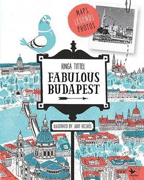 TITTEL KINGA - Fabulous Budapest