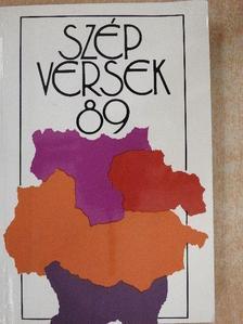 Ágh István - Szép versek 1989 [antikvár]