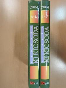 Aranyos Zoltán - Biográf Ki Kicsoda 2004 I-II. [antikvár]