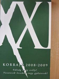 Babarczy Eszter - Korrajz 2008-2009 [antikvár]