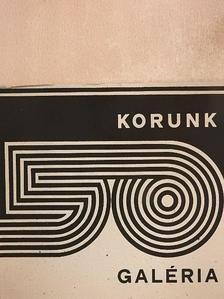 Herédi Gusztáv - Korunk Galéria 50 [antikvár]