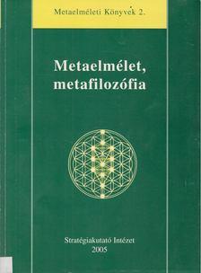 Varga Csaba - Metaelmélet, metafilozófia [antikvár]