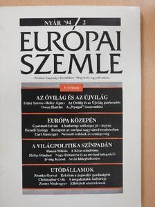 Deák Péter - Európai Szemle 1994. nyár [antikvár]