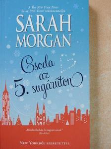 Sarah Morgan - Csoda az 5. sugárúton [antikvár]