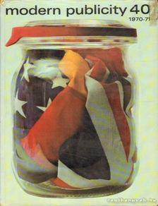 Gluck, Felix (szerk.) - Modern Publicity 1970/71 [antikvár]