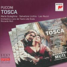 Puccini - TOSCA 2CD MUTI