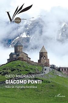 Dato Magradze - Giacomo Ponti