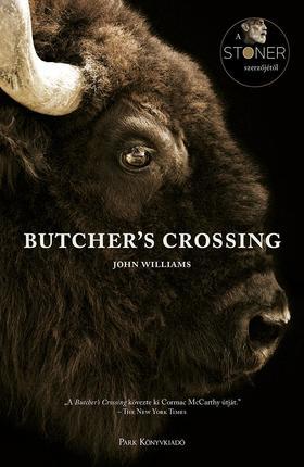 JOHN WILLIAMS- - Butcher's Crossing