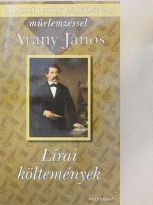 Arany János - Lírai költemények [antikvár]