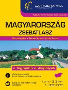 Cartographia - Magyarország zsebatlasz