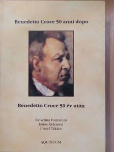 Antimo Negri - Benedetto Croce 50 év után [antikvár]