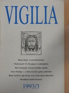 Ágh István - Vigilia 1993. március [antikvár]