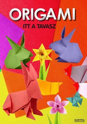 Itt a tavasz! - Origami