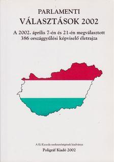 Hermann Péter - Parlamenti választások 2002 [antikvár]