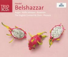Handel - BELSHAZZAR 3CD ROLFE JOHNSON, AUGER, PINNOCK