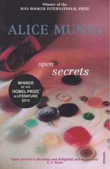 Alice Munro - Open Secrets [antikvár]