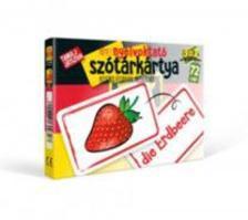 Cartaco - Német nyelvoktató szótárkártya kisiskolásoknak, kezdőknek