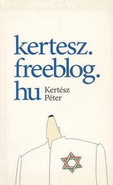 Kertész Péter - kertesz.freeblog.hu [antikvár]