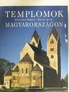Dercsényi Balázs - Templomok Magyarországon [antikvár]