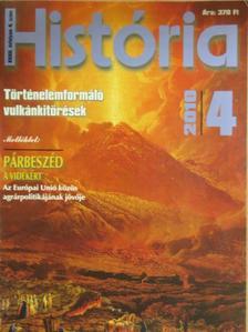 Brezsnyánszky Károly - História 2010/4. [antikvár]