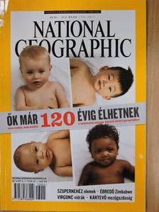 Alexandra Fuller - National Geographic Magyarország 2013. május [antikvár]