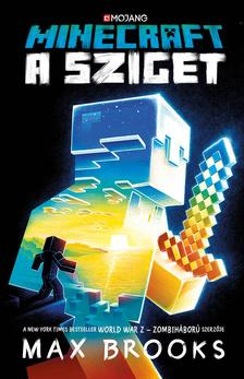 Max Brooks - Minecraft - A sziget