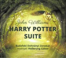 WILLIAMS JOHN - HARRY POTTER SUITE CD HOLLERUNG GÁBOR
