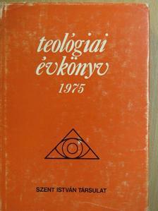 Arató Miklós - Teológiai évkönyv 1975 [antikvár]