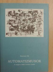 Szuromi Pál - Automatizmusok [antikvár]