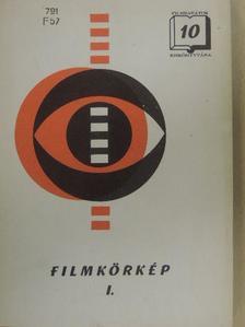 Berkes Ildikó - Filmkörkép I. [antikvár]