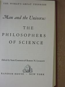 Francis Bacon - Man and the Universe: The Philosophers of Science [antikvár]