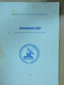 Bozsik Attila - Kommunikáció 2002. [antikvár]