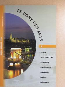 Daniel Larrieu - Le pont des Arts Avril-Juillet 1996 [antikvár]