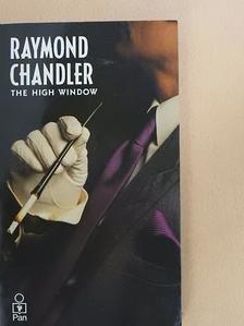 Raymond Chandler - The high window [antikvár]