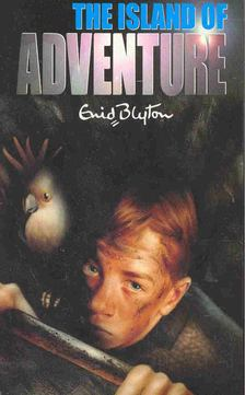 Blyton, Enid - The Island of Adventure [antikvár]